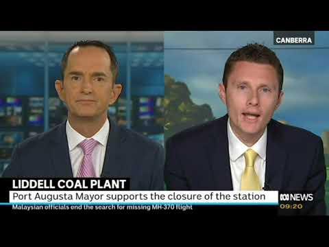 Sam Johnson ABC News Channel IV 24 May 2018