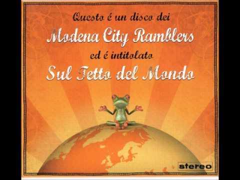 Modena City Ramblers - 13 - SPECCHIO DEI MIEI SOGNI.wmv mp3