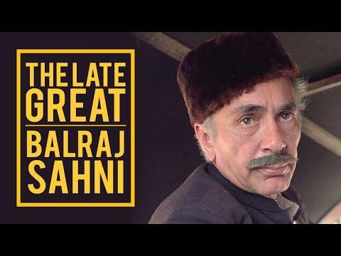 An Inside Look Into Balraj Sahni's Life | Tabassum Talkies