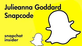 Add Julieanna Goddard on Snapchat via Snapcode yesjulz [11/24/2016]