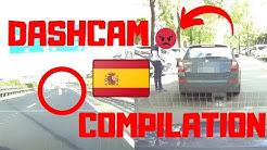 DASHCAM SPAIN COMPILATION - Esto ha grabado la Dashcam de mi coche   Diego Mk1