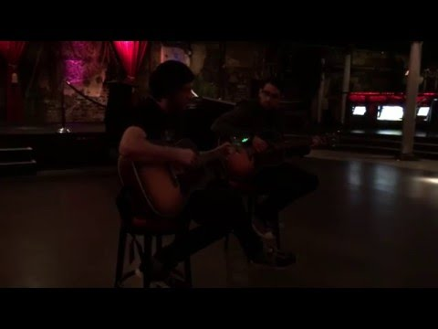Aaron Marsh - Copeland - Take Care (Acoustic Live New 2015)
