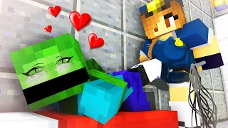 MONSTER SCHOOL: PRISON ESCAPE CHALLENGE - FUNNY MINECRAFT ANIMATION