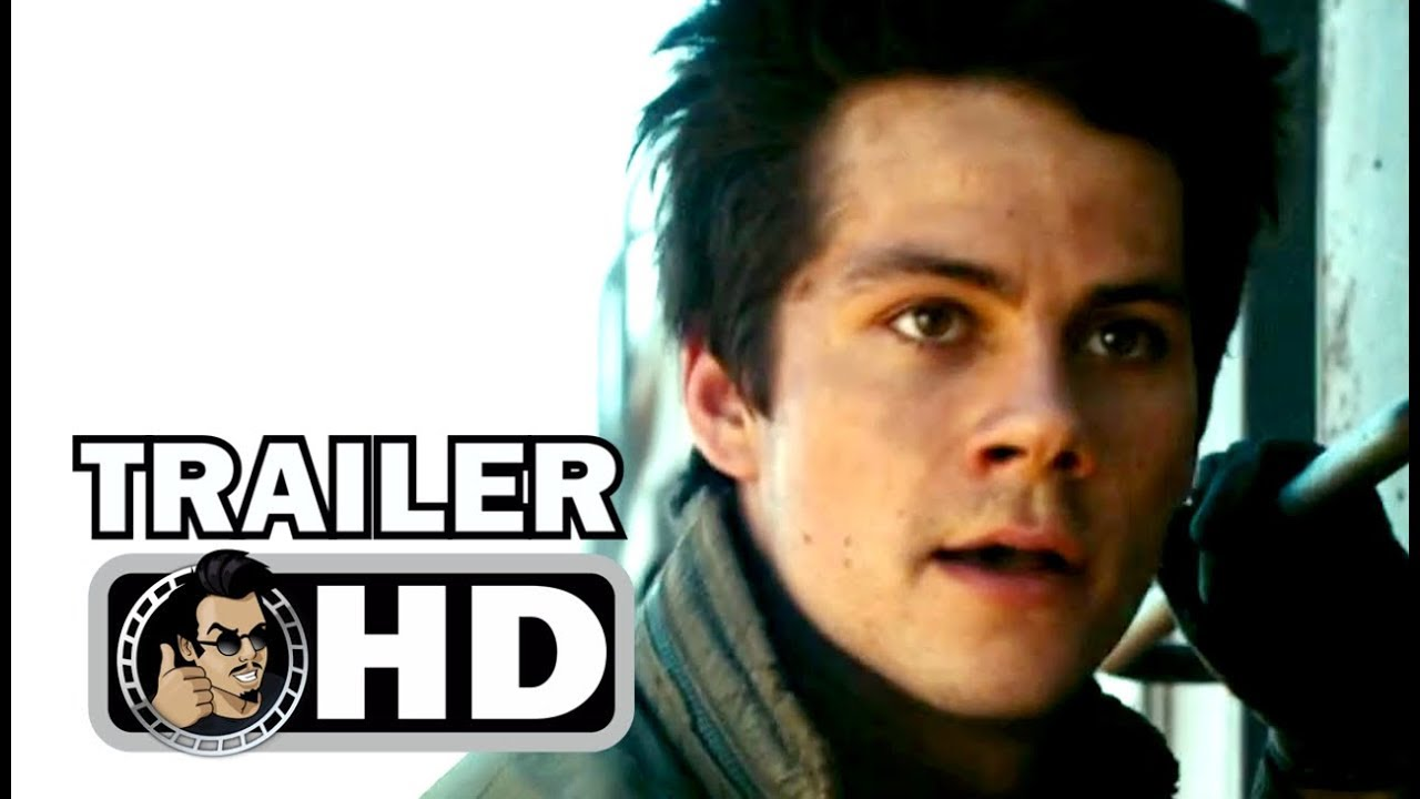 Maze Runner  The Cure Official Trailer  Dylan Obrien Sci Fi Thriller Movie Hd