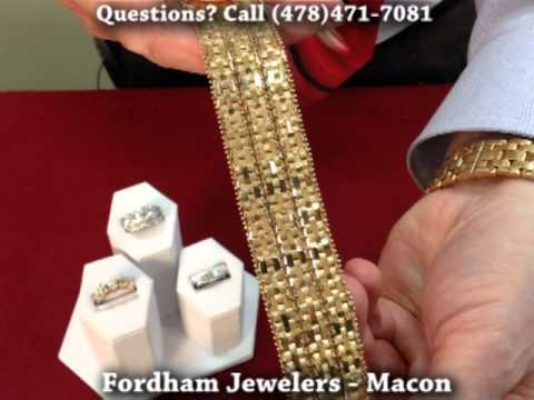 Fordham Jewelers (Macon, GA) Vintage Antique Estate Jewelry Buyers & Dealers Bracelets Necklaces