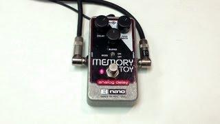 Electro Harmonix Memory Toy Analog Delay