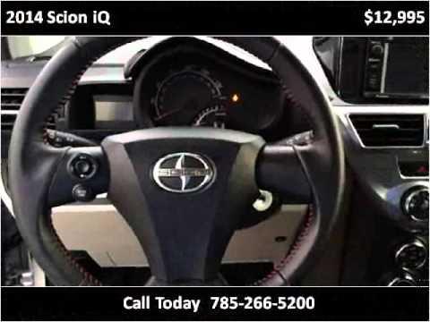 2014 Scion iQ Used Cars Topeka KS