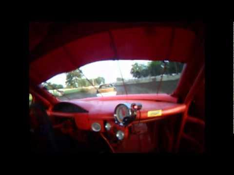 7-7-2011 West Liberty Raceway IMCA Sport Compact Heat