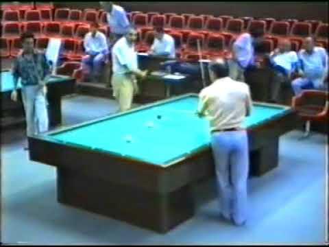 BILLAR A TRES BANDAS Video 2 Curso de Boulanger Madrid 1995