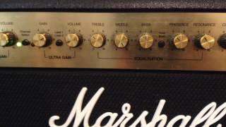 Marshall DSL40C Speaker Swap Eminence Private Jack vs Celestion Seventy 80