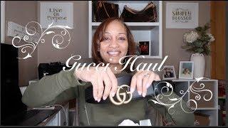 GUCCI HAUL‼️UGG HAUL‼️LIVING MY BEST  LIFE‼️