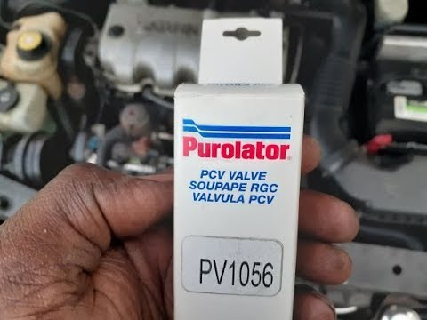 How To Install PVC Valve On 2002 Saturn SL1