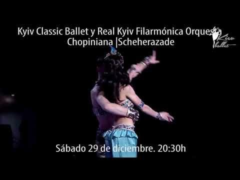 Ballet y Orquesta Filarmónica de Kiev