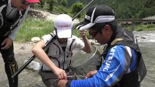 Ayu Fishing in Higashiyoshino