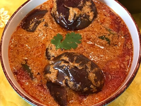 how to make eggplant indian style