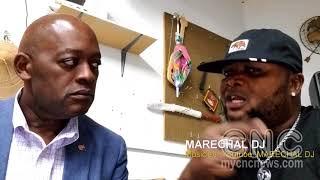 MyCNCnews.com  Yombo inteview Marechal DJ a Denver Colorado