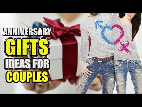 7 Best Wedding Anniversary Gifts Ideas For Couples