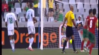CHAN 2014 : Maroc - Nigéria 3-4 (المغرب - نيجيريا)