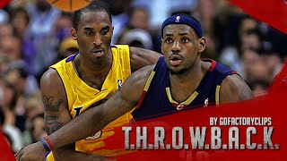 Kobe Bryant vs Lebron James EPIC Duel Highlights Lakers vs Cavaliers (2006.01.12) - MUST WATCH!