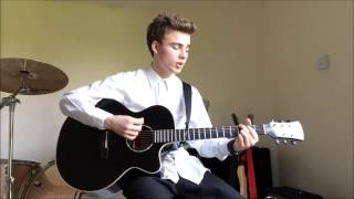 Green Day - Stay The Night Acoustic Cover