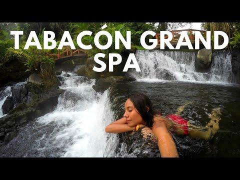 QUÉ HACER EN COSTA RICA 2 | TABACÓN GRAND SPA, LA FORTUNA.