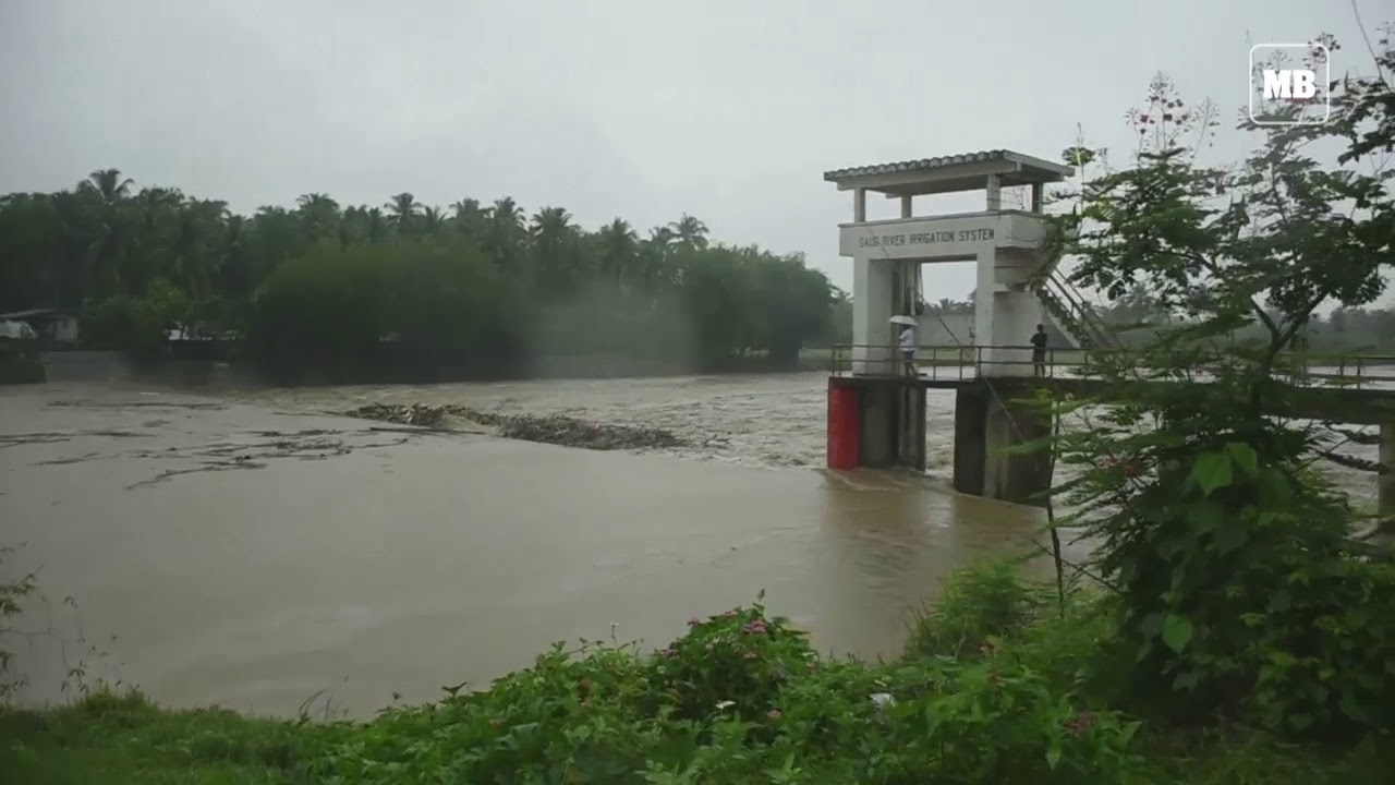 Warning siren sounded in Asuncion, Davao del Norte due to rising water level
