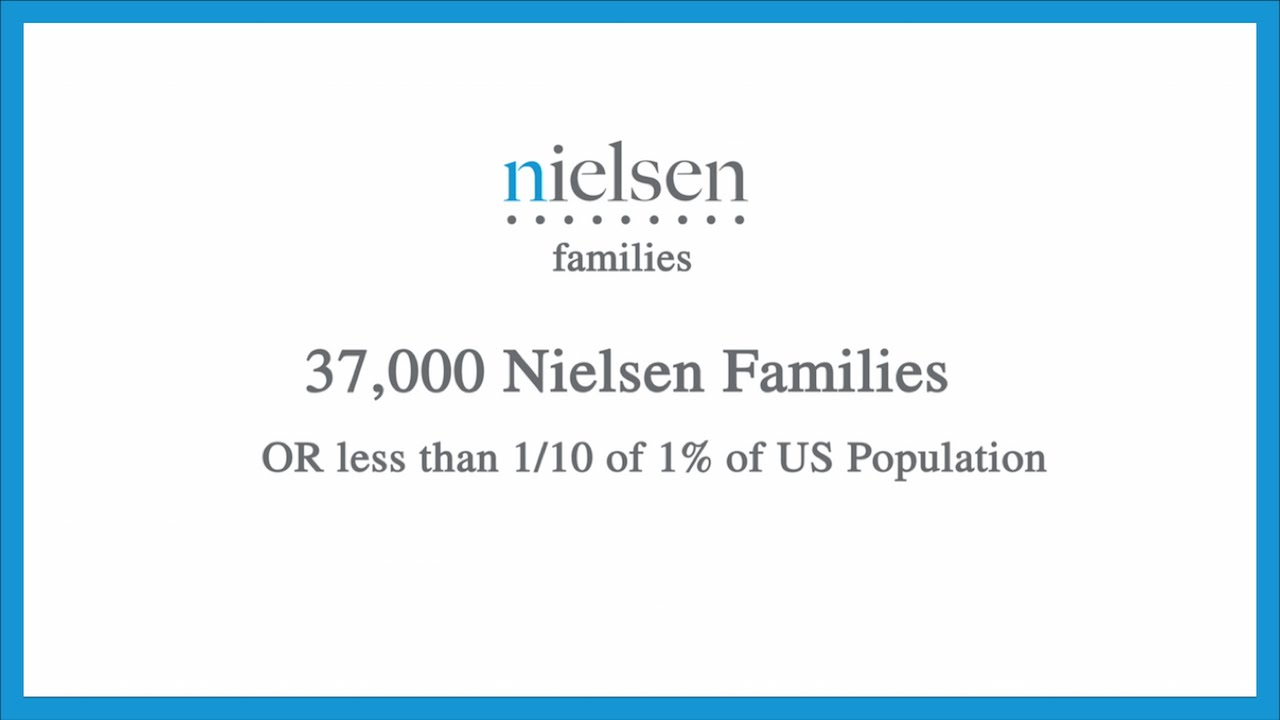 Here's an idea - How To Be A Nielsen Family - YouTube