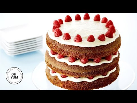 How do you make Gingerbread Layer Cake?