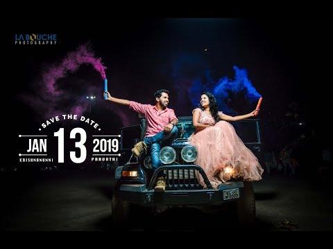 save the date Krishnanunni & Parvathi
