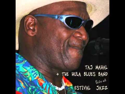 Taj Mahal & the Hula Blues Band - Moonlight Lady - Live 7/13/02