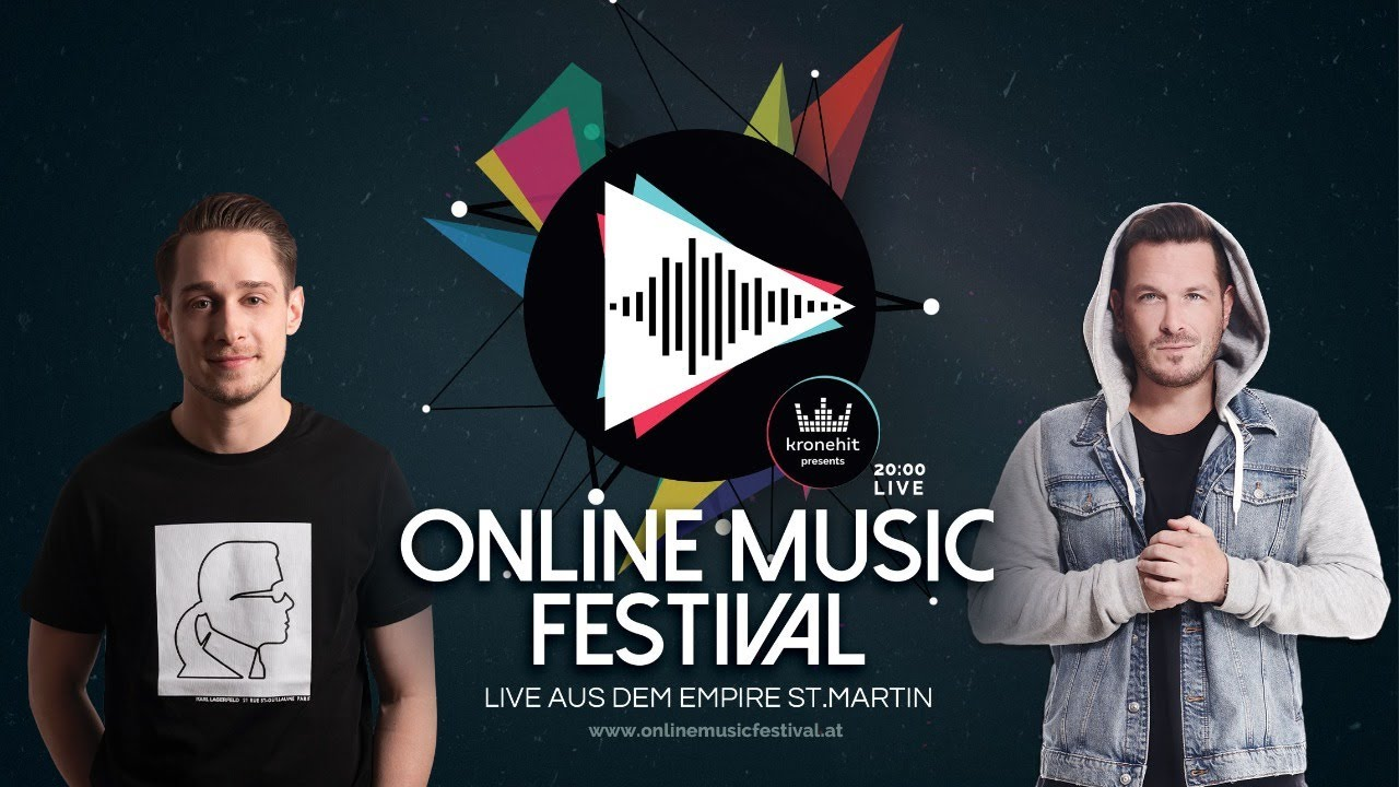 Online Music Festival - Empire St. Martin