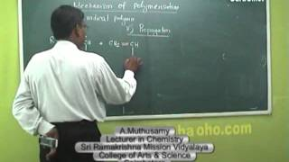 Unit-2 Free Radical Polymerization Mechanism - Chemistry