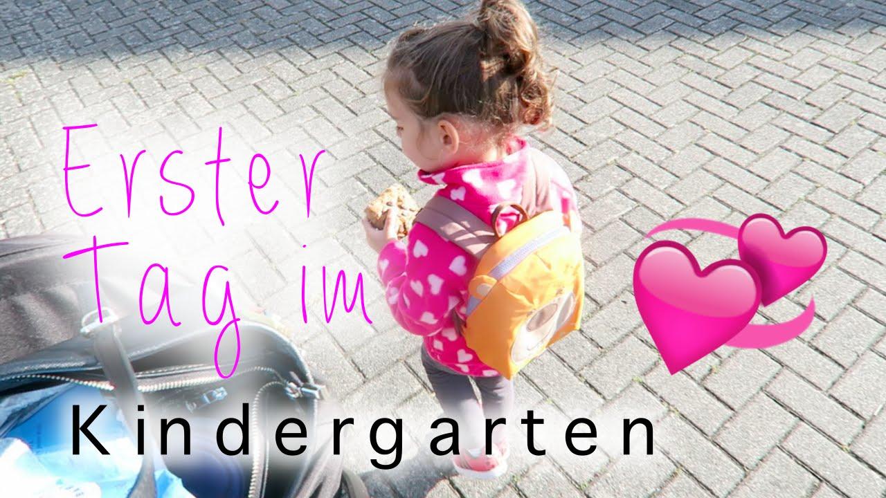 Erster Kindergarten