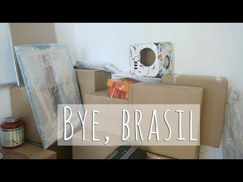 Bye, Brasil!