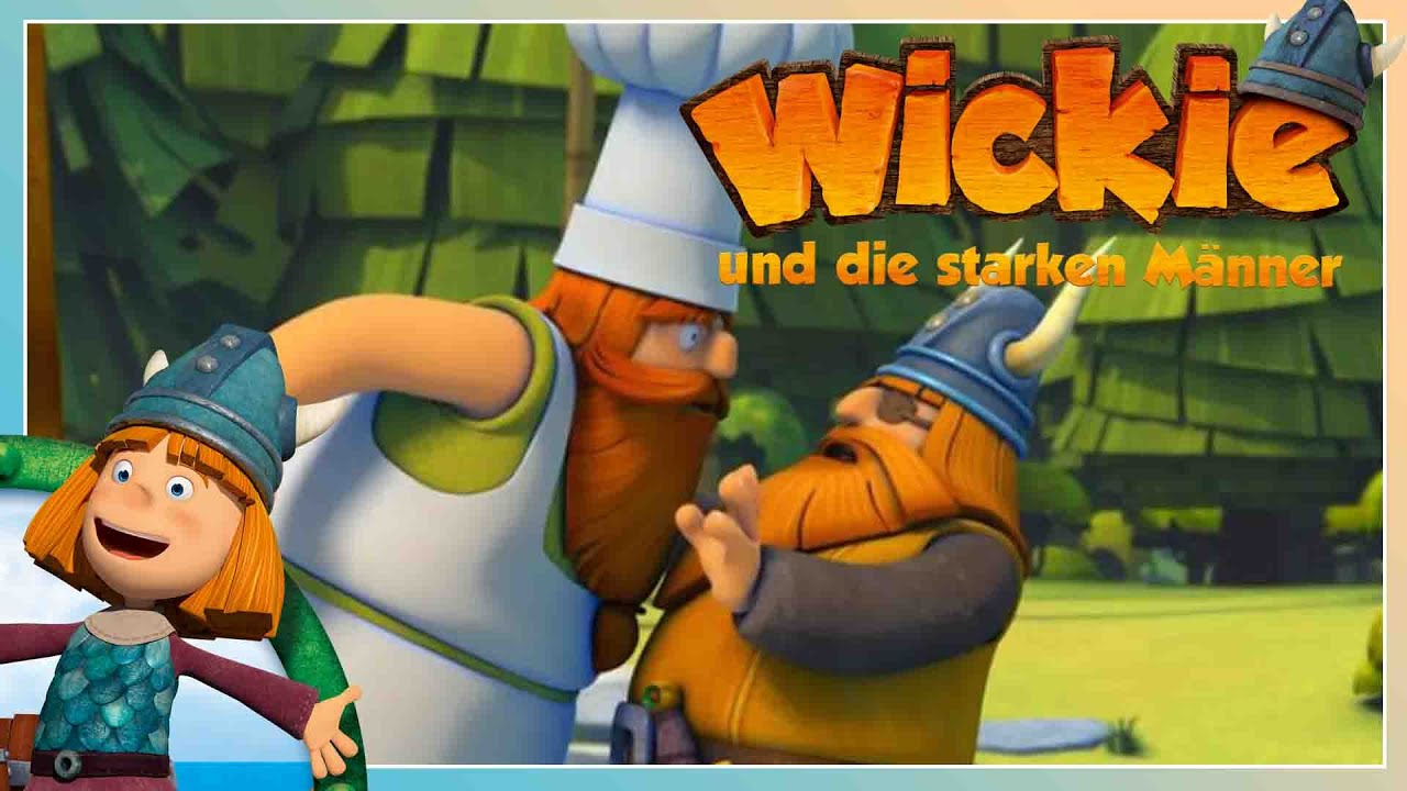 Wickie Und Die Starken Männer Serie
