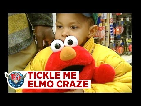 The Tickle Me Elmo Craze That Caused A Walmart Employee To Get Trampled, 1996