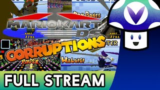 [VineClassics] Vinny - Mario Kart DS Corruptions (Full Stream)
