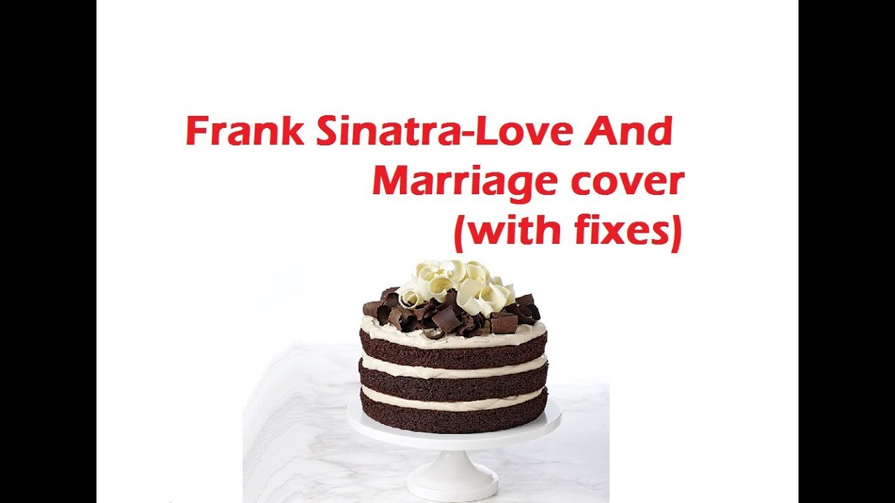 Frank Sinatra-Love and Marriage(married with children theme song ...