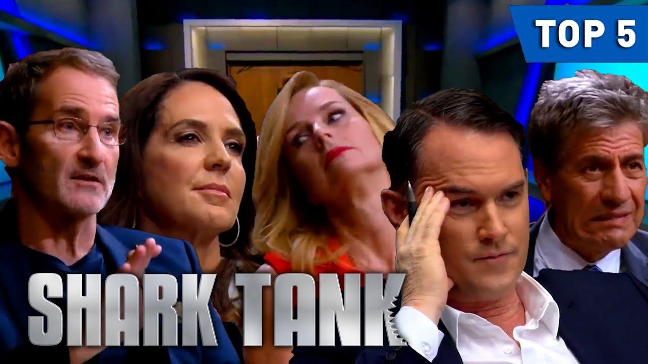 Fierce Shark Tank Fights! | Shark Tank AUS