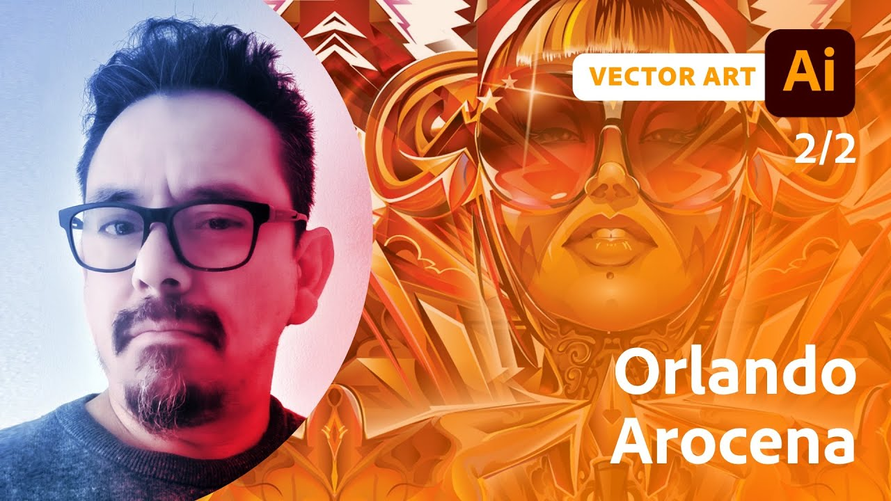 Let Your Imagination Play with Freestyle Vector Art featuring Orlando Arocena - 2 of 2