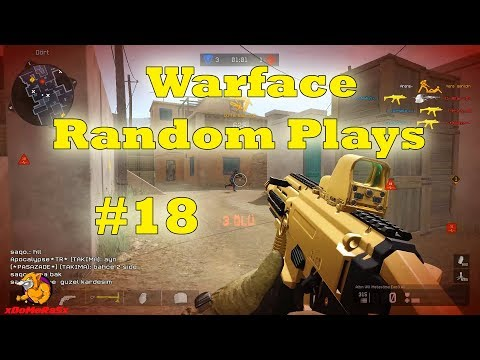 Warface - Random Plays #18 (1 Taps/Clutches/Aces) thumbnail