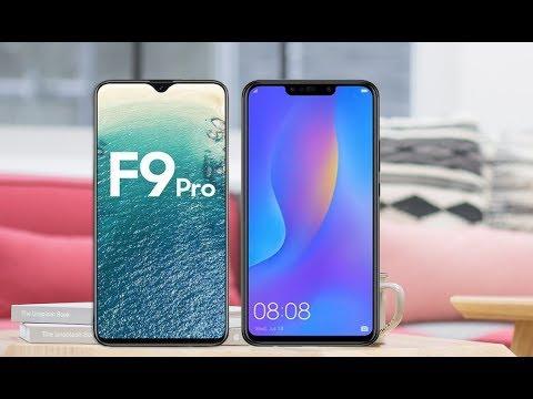 Oppo F9 Pro vs Huawei nova 3i - Quick Comparison 2018
