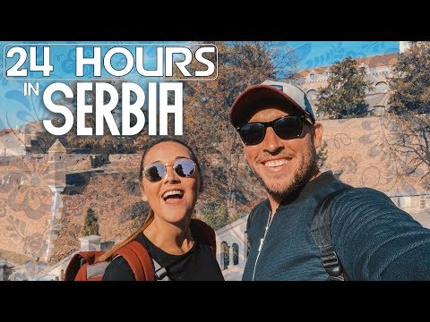 24 Hours in Serbia: Forts, Vibes and Zen Gardens