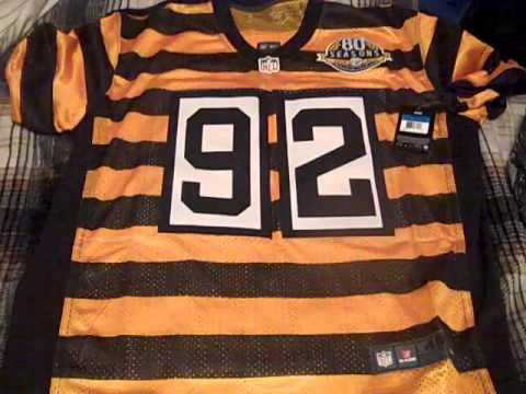Aliexpress jersey Pittsburgh Steelers  92 James Harrison jersey Review. b28f16434fa7