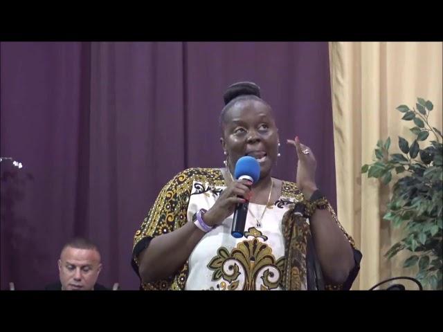 The Holy Spirit is Weird | Prophetess Adrinne Blackstock