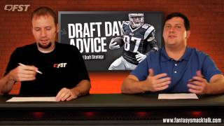 Tight End Draft Strategy - 2015 Fantasy Football