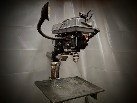 Review Harbor Freight 10 Drill Press Doovi