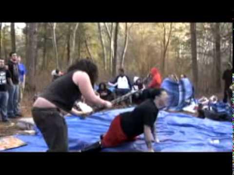 backyard wrestling weekly 2 28 11 part 6 youtube