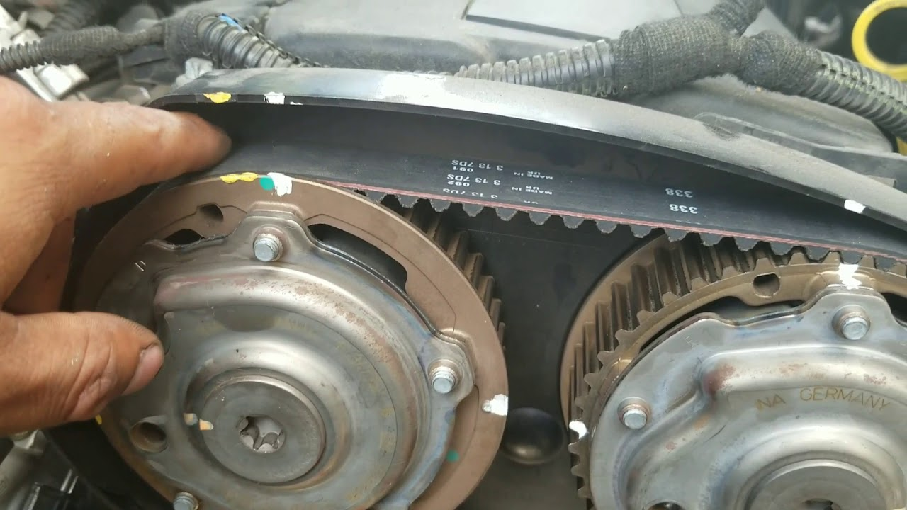 hight resolution of 2008 2013 chevy cruze aveo astra 1 8 u0026 1 6 timing belt