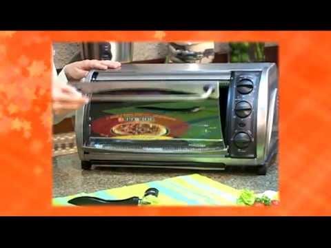 Black And Decker Countertop Oven Not Working : ... Hornos Black & Decker - Avant Premiere Producciones - YouTube